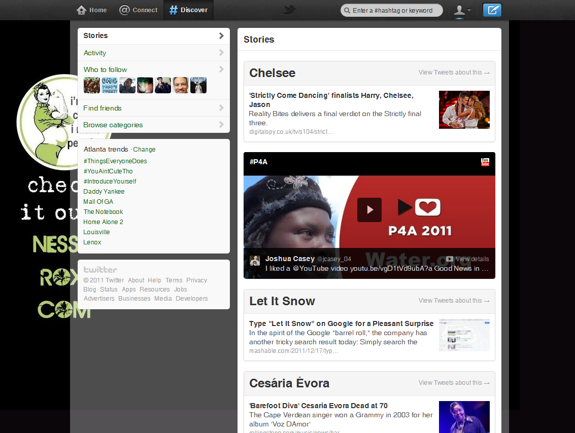 #newnewTwitter #Discover Stories